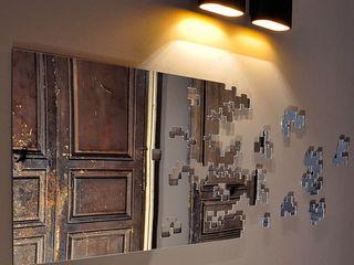 MIROIR DISSOLVE PARTS KSL LIVING MaisonAccessoires & décoration Verre