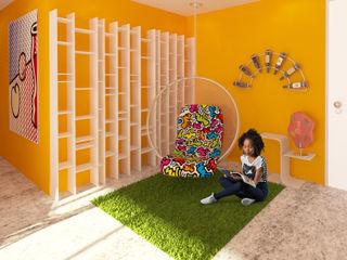 OPFA Diseños y Arquitectura Modern Living Room