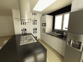 OPFA Diseños y Arquitectura Kitchen