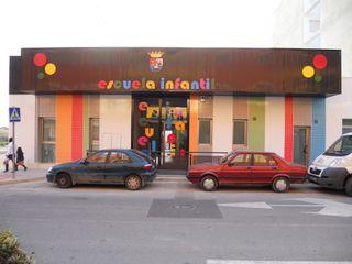 Escuela infantil estudio MG arquitectura y urbanismo Casas de estilo moderno