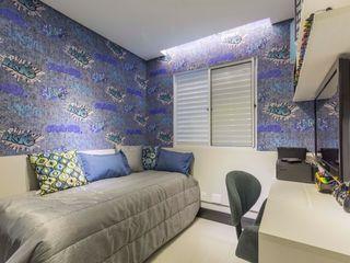 Lo. interiores Ausgefallene Kinderzimmer Blau