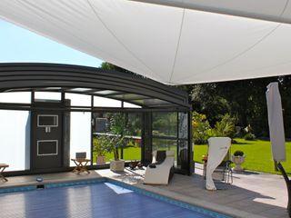 Pina GmbH - Sonnensegel Design Mediterranean style garden