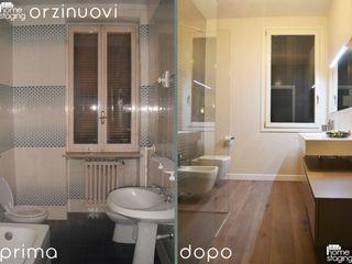 LTAB/LAB STUDIO Modern style bathrooms