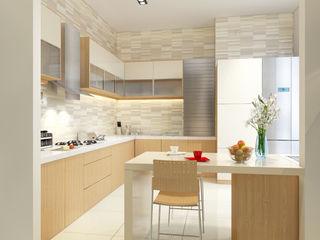 Space Interface Modern kitchen