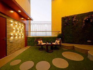 AIS Designs Moderner Garten