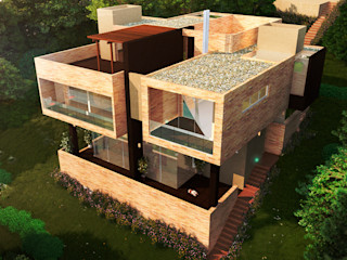 CASA VALLEJO Lápiz De Sueños Casas de estilo mediterráneo