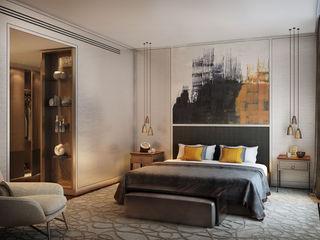 The Cricketers Folio Design Modern Bedroom