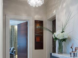 The Crafted House Folio Design モダンスタイルの 玄関&廊下&階段