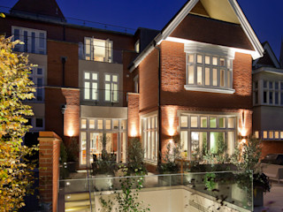 The House on Hampstead Heath Folio Design モダンな 家