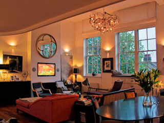 澤山乃莉子 DESIGN & ASSOCIATES LTD. Living room