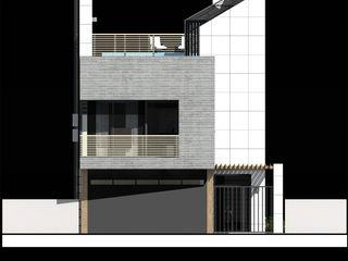 CHM architect Rumah Minimalis