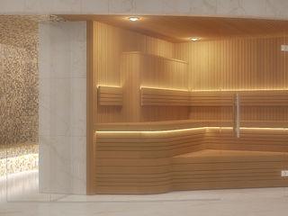 Steam and Sauna Design & Installation. Nordic Saunas and Steam Modern Spa