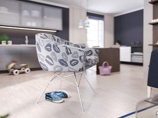 Home Staging planungsdetail.de GmbH Moderne Wohnzimmer