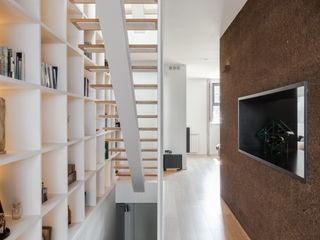 Floret Arquitectura Salas de estilo moderno