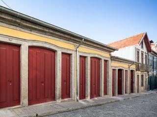 Floret Arquitectura Paredes y pisos de estilo industrial