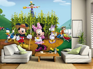 Formafantasia Dormitorios infantiles modernos: Multicolor