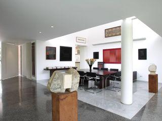 Casa BA oda - oficina de arquitectura Comedores modernos