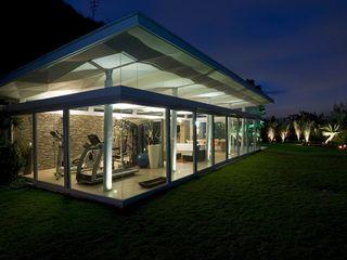 Caney oda - oficina de arquitectura Jardines modernos