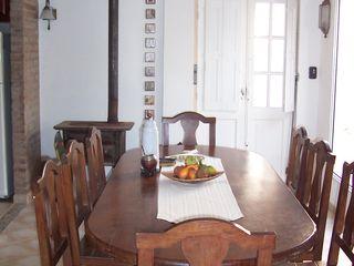 milena oitana Salas de jantar rústicas