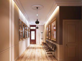 Maximov Studio. New York KAPRANDESIGN Выставочные павильоны в эклектичном стиле