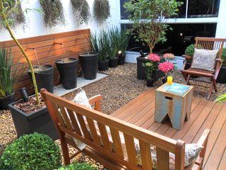 Eduardo Luppi Paisagismo Ltda. Modern Kış Bahçesi