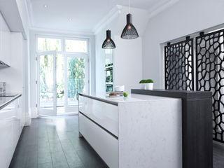Goldhurst Terrace, South Hampstead Boscolo Dapur Modern