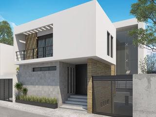 Bau-Art Taller de Arquitectura Minimalist house