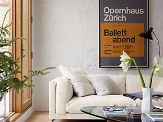 COMO Design Within Reach Mexico SalasSalas y sillones Cuero Blanco