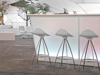 Onda Design Within Reach Mexico ComedorSillas y bancos Plástico Blanco