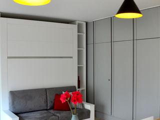 Un havre de paix au cœur du 8ème arrondissement de Paris K Design Agency Chambre scandinave