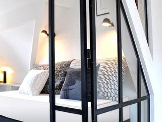 Un Nid Sous Les Toits - By K Design Agency K Design Agency Bureau industriel
