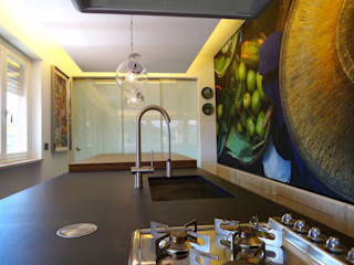 Wallpepper Modern Kitchen