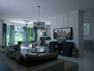 Tatiana Sukhova Living room
