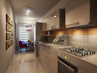 CCT INVESTMENTS Modern Kitchen