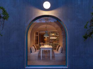 Luz Charming Houses _ Boutique Hotel SegmentoPonto4 Salas de jantar campestres