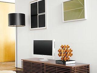 COLECCION LINE Design Within Reach Mexico SalasMuebles de televisión y dispositivos electrónicos Madera