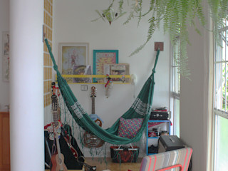 omnibus arquitetura Modern Living Room