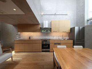 一級建築士事務所アトリエソルト株式会社 Modern Kitchen
