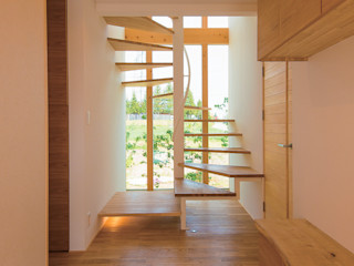 株式会社ルティロワ 一級建築士事務所 Casas de estilo moderno