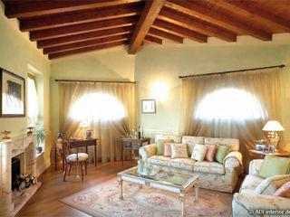 ADI ARREDAMENTI Living room Wood Green