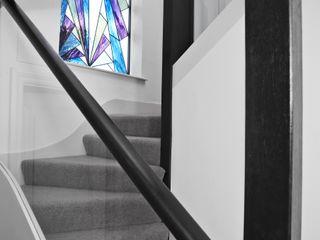 Monkhams Lane, Woodford Green Boscolo Koridor & Tangga Modern