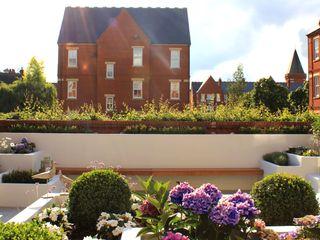Boulevard Garden, Chigwell Boscolo Taman Modern