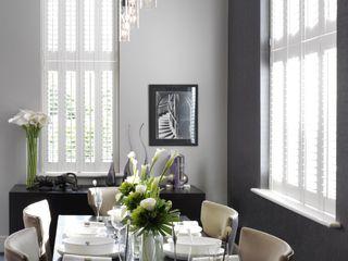 Marlowe House, Chigwell Boscolo Ruang Makan Modern