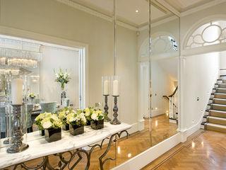 Chester Street House, London Nash Baker Architects Ltd 클래식스타일 복도, 현관 & 계단