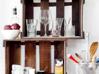 christian hacker fotodesign KitchenStorage Engineered Wood Brown