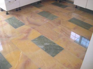 Celebi Yapı Walls Marble Yellow