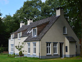 STROOM architecten Country style houses