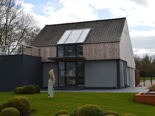 STROOM architecten Modern garden