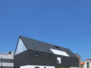 mlnp architects Modern Evler