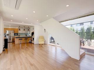 mlnp architects Modern Oturma Odası
